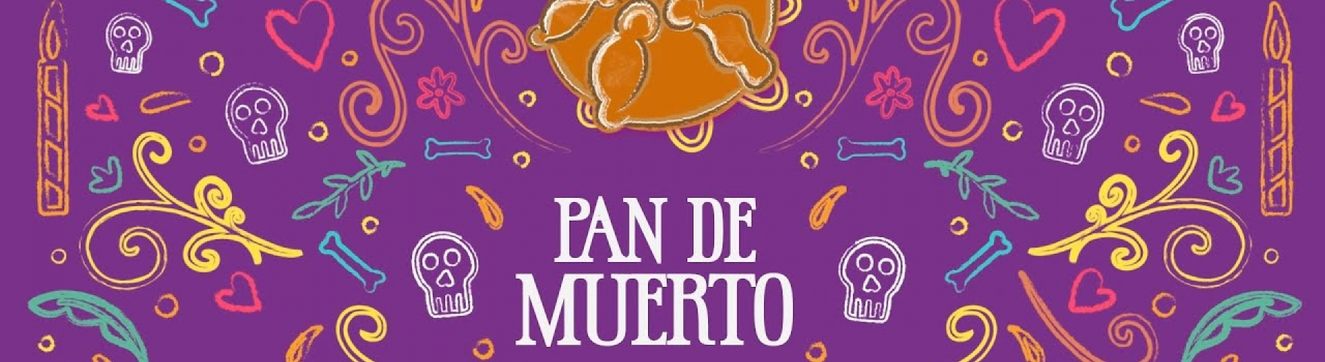Embedded thumbnail for El Tradicional Pan de Muerto