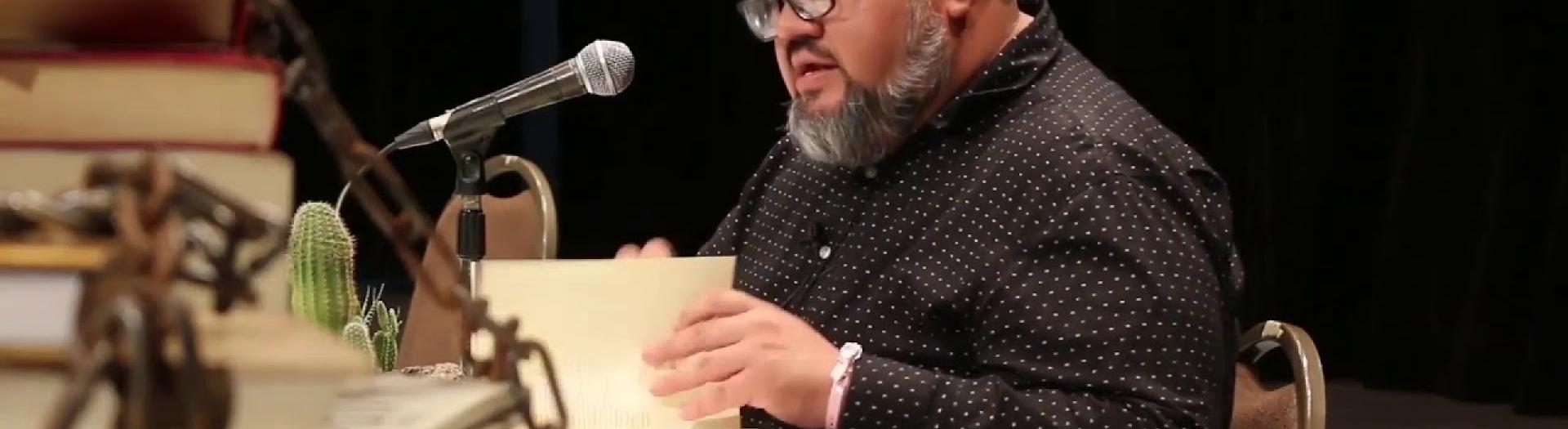 Embedded thumbnail for Lecturas prohibidas con Antonio León