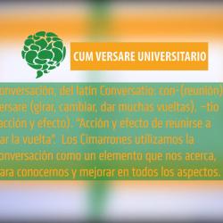 Logotipo de Cum Versare Universitario