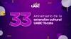 Embedded thumbnail for Celebremos el 33 Aniversario de Extensión Cultura UABC Tecate
