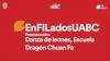 """Embedded thumbnail for EnFILados - """"Danza de los leones"""" de la Escuela Dragón Chuan Fa"""