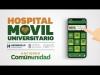 Embedded thumbnail for Apoya el proyecto del Hospital Móvil Universitario