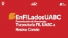 Embedded thumbnail for EnFILados - Homenaje a Rosina Conde