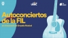 Embedded thumbnail for Daniella Spalla te invita a los Autoconciertos de la FIL UABC