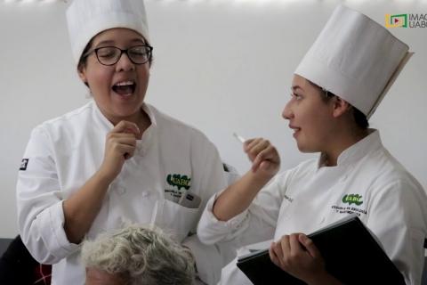 Embedded thumbnail for Talleres Gastronómicos para abuelitos de la EEG, Campus Ensenada