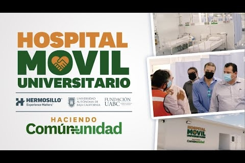 Embedded thumbnail for El Hospital Móvil Universitario, de la comunidad para la comunidad.