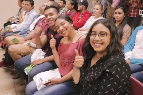 Embedded thumbnail for Bienvenida a estudiantes semiescolarizados, Campus Ensenada