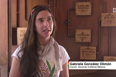 Embedded thumbnail for Concientizan a niños la restauración del Río Colorado