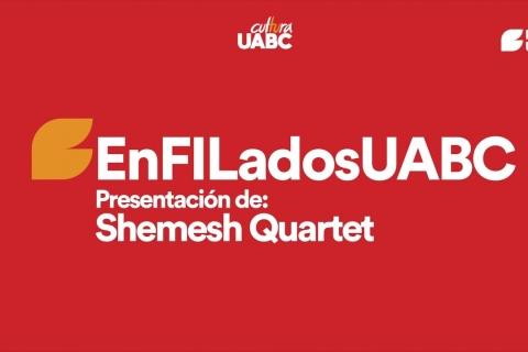 "Embedded thumbnail for EnFILados - Grupo musical ""Shemesh Quartet"""