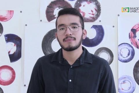 """Embedded thumbnail for Exposición """"Huellas 3345"""", Campus Ensenada"""