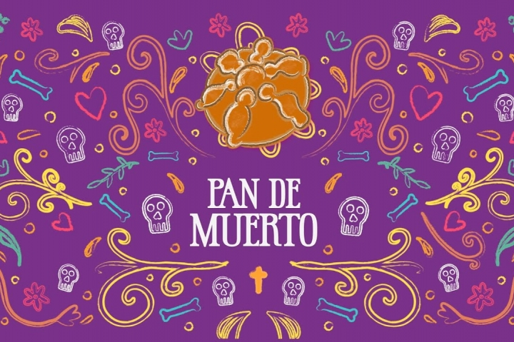 Embedded thumbnail for El Tradicional Pan de Muerto