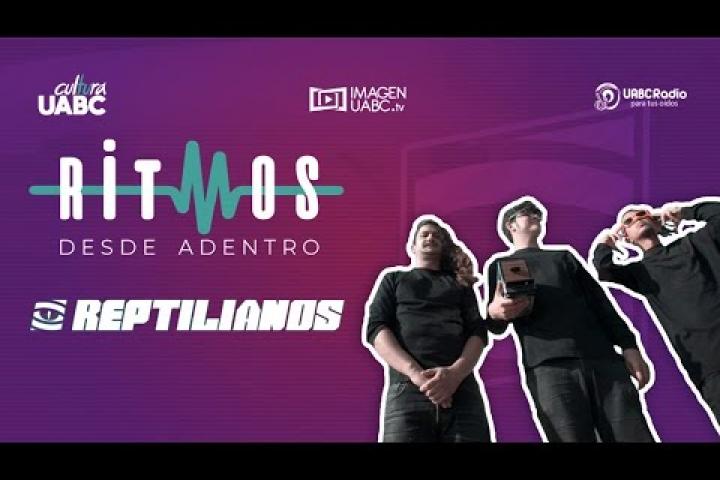 Embedded thumbnail for Ritmos desde adentro con Reptilianos (Sesión Doble)