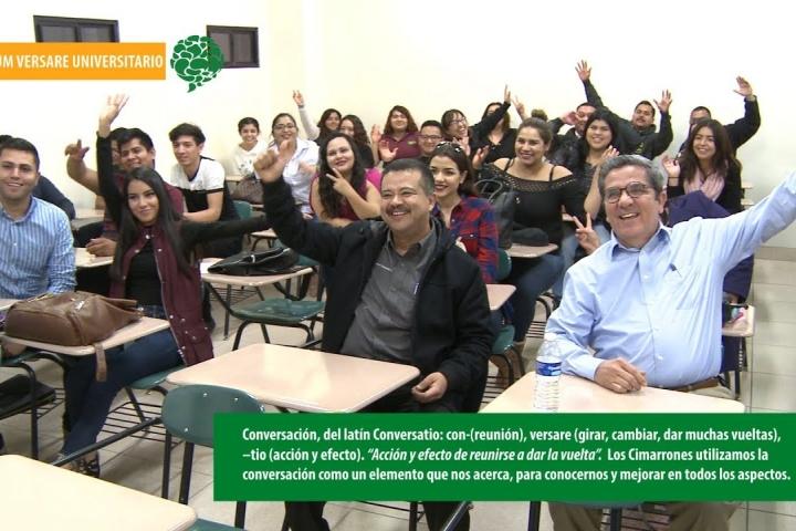 """Embedded thumbnail for """"Cum Versare UABC"""" Extensión Ciudad Morelos"""