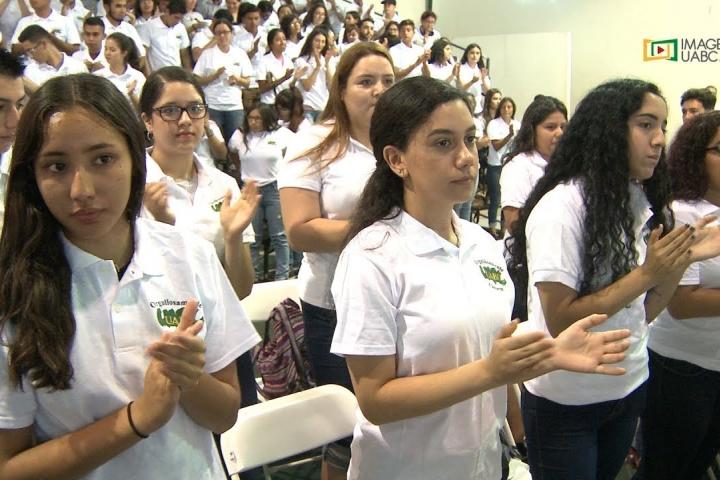 Embedded thumbnail for Recibe Campus Ensenada a nuevos Cimarrones