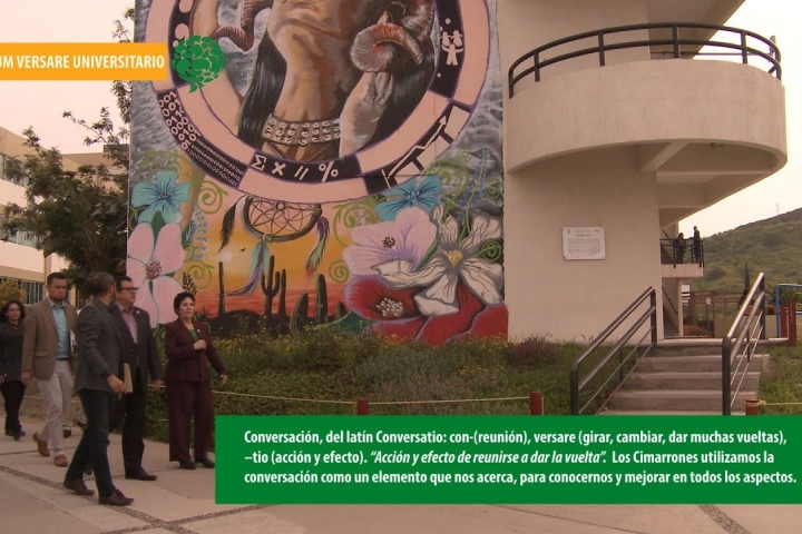 "Embedded thumbnail for ""Cum Versare Universitario"" FCAyS-UABC Ensenada"