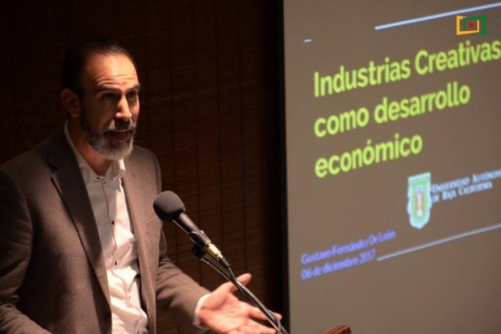 Embedded thumbnail for Jornada sobre Industrias Creativas y Emprendedurismo