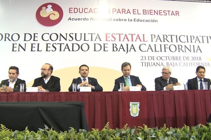 Embedded thumbnail for Contribuye UABC con la calidad de la educación en México