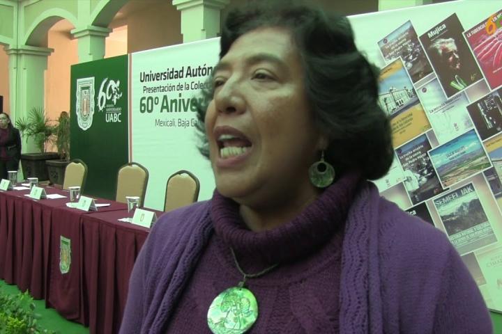 Embedded thumbnail for Presentan Colección Editorial Conmemorativa del 60 Aniversario de la UABC