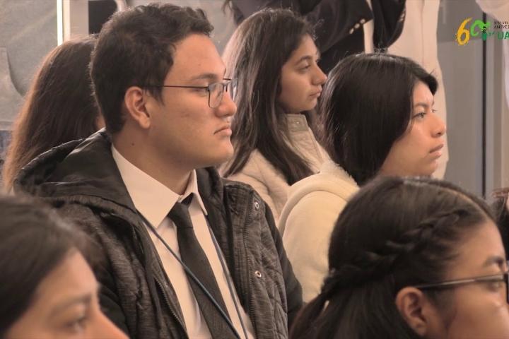 Embedded thumbnail for Acreditan programa de medicina en Escuela de Ciencias de la Salud, Campus Ensenada