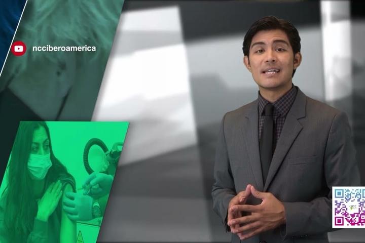 Embedded thumbnail for Noticiero NCC Edición Salud - 16 al 22 de agosto 2021