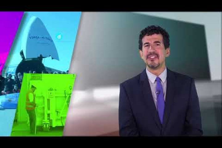 Embedded thumbnail for Noticiero Científico y Cultural Iberoamericano - 5 al 11 de Octubre 2020