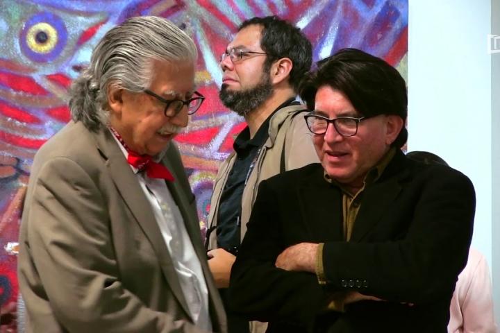 """Embedded thumbnail for Exposición """"022020 Coronado Ortega"""""""