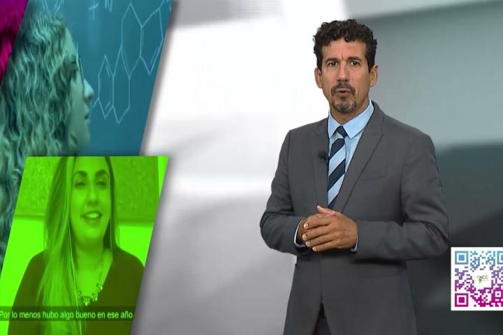 Embedded thumbnail for Noticiero Científico y Cultural Iberoamericano - 09 al 15 de agosto 2021