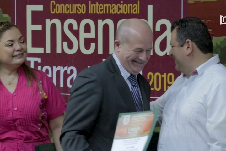 Embedded thumbnail for Concurso Internacional Ensenada Tierra del Vino 2019