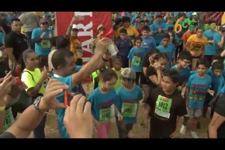 "Embedded thumbnail for Cumplen miles de corredores reto ""Prohibido Rendirse"""
