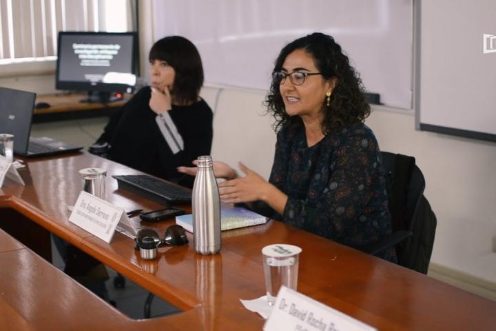 Embedded thumbnail for Seminario Permanente de Investigación, IIH Campus Tijuana