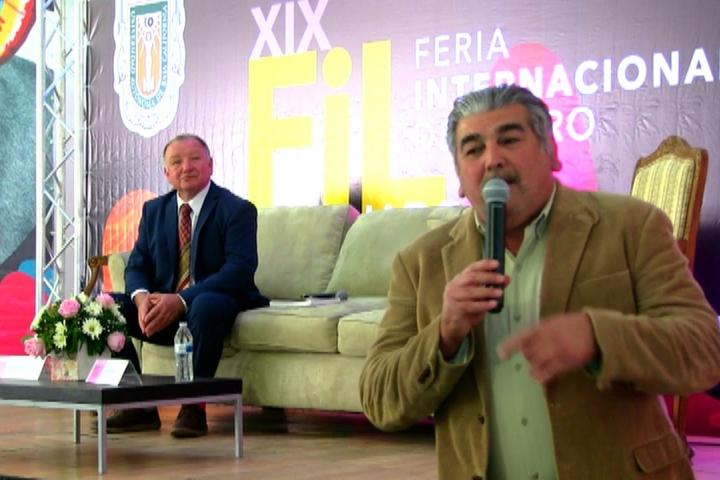 Embedded thumbnail for Presentación del libro La trucha arcoíris de la sierra San Pedro Mártir