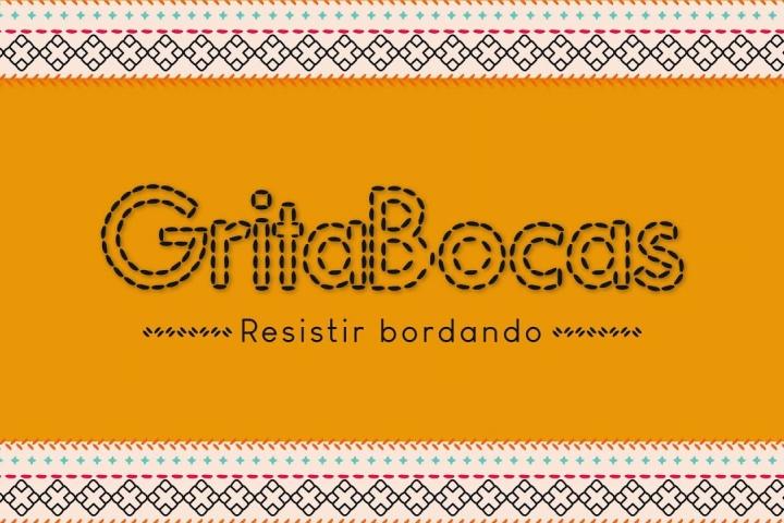 Embedded thumbnail for Gritabocas, resistir bordando