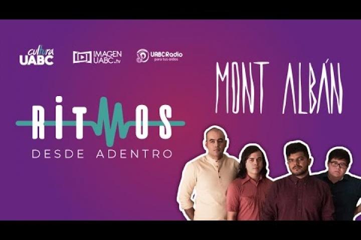 Embedded thumbnail for Ritmos desde adentro con Mont Albán