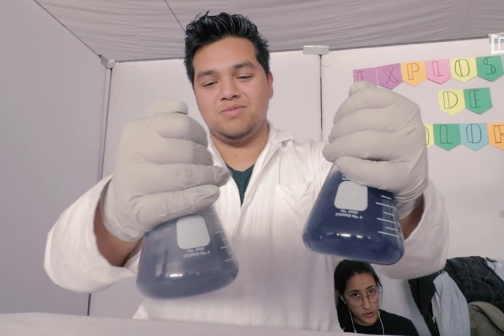 Embedded thumbnail for Expociencia y Tecnología 2019, Campus Ensenada