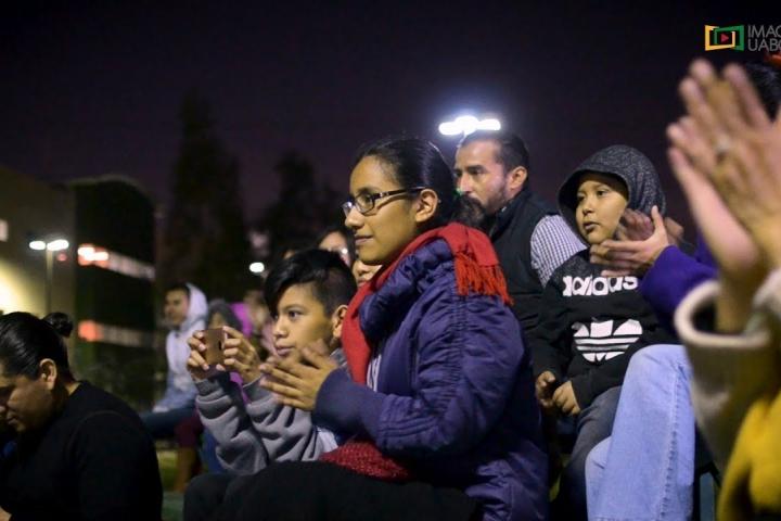 Embedded thumbnail for Encendido del Árbol Navideño 2018, Campus Tijuana