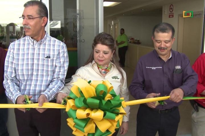 Embedded thumbnail for Inauguración cafetería universitaria en ICA-UABC