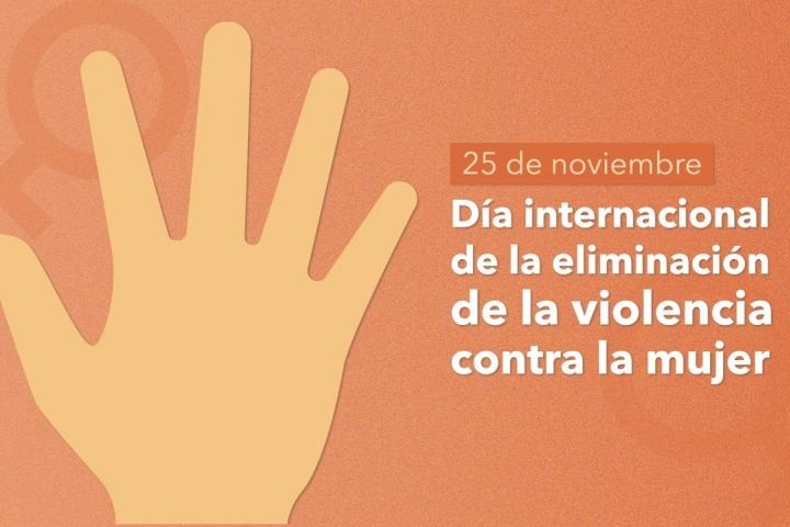 Embedded thumbnail for Día Internacional de la Eliminación de la Violencia contra la Mujer