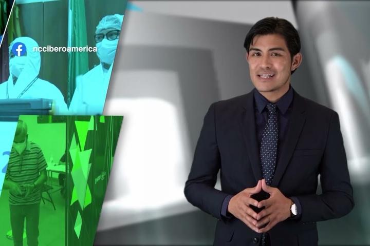 Embedded thumbnail for Noticiero NCC Edición Salud - 10 al 16 de mayo 2021