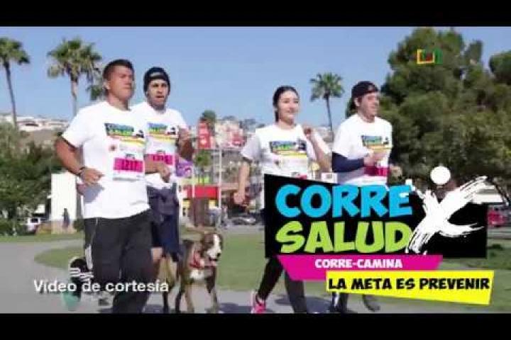Embedded thumbnail for Corre o camina por Salud (Agenda)
