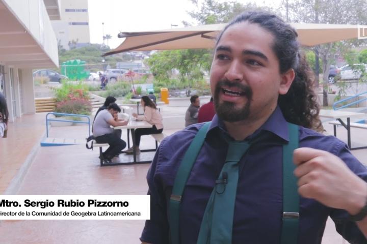 Embedded thumbnail for Imparten curso de GeoGebra en la Facultad de Ciencias, Campus Ensenada