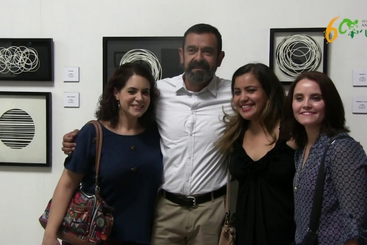 """Embedded thumbnail for Inauguran la exposición """"The Beauty of Silence"""""""