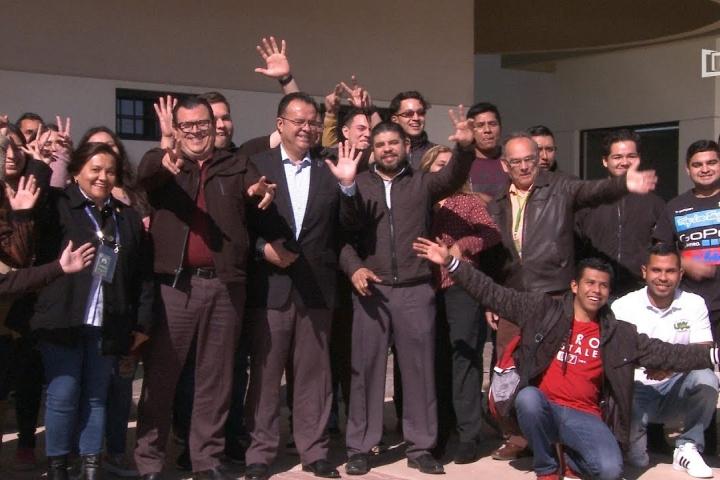 """Embedded thumbnail for Cum Versare Universitario"""" Unidad Universitaria Ciudad Morelos"""