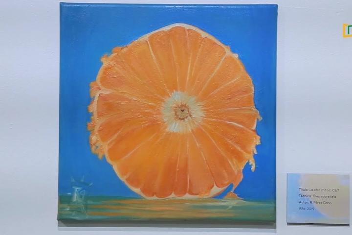 Embedded thumbnail for Exposición pictórica en memoria de Rogelio Pérez Cano