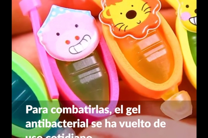 Embedded thumbnail for Contra las bacterias - 107 IMAGO