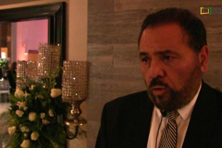 "Embedded thumbnail for Llevan a cabo ""Gran Cena con Causa"""