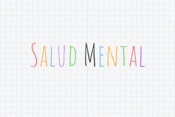 Embedded thumbnail for Hablemos de Salud Mental
