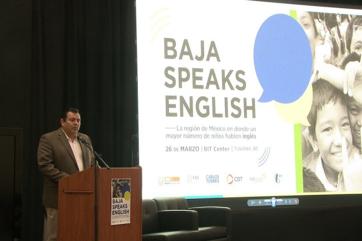 Embedded thumbnail for Foro Baja Speak English