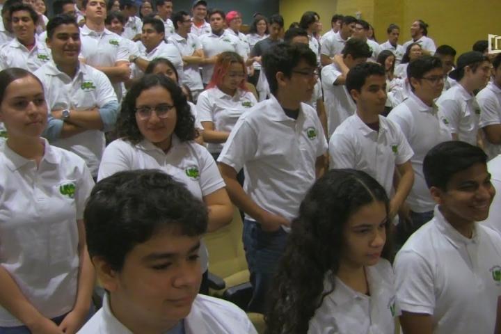 Embedded thumbnail for Ingresan a Campus Mexicali más de 3 600 nuevos estudiantes